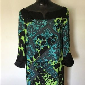 Versace Collection stunning dress 👗 size 8 Eu 42